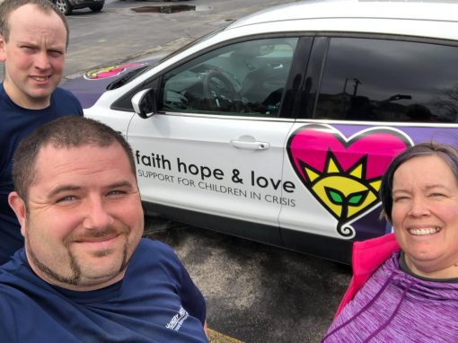 Faith, Hope & Love – supporting children in crisis.