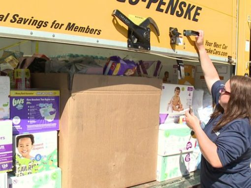 """Grateful we can:"" St. Francis movers headed to Texas at least twice with needed supplies."